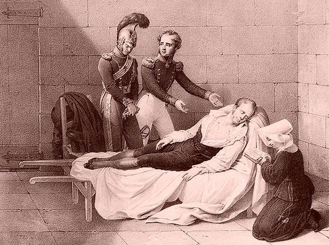 A propos de la mort du maréchal Ney… dans HORS-SERIE ney1815
