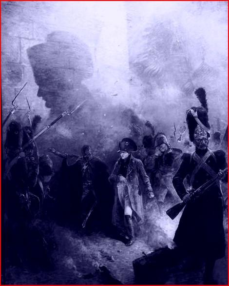 Un mot du capitaine de Bangold sur la campagne de Russie. dans TEMOIGNAGES 97013269