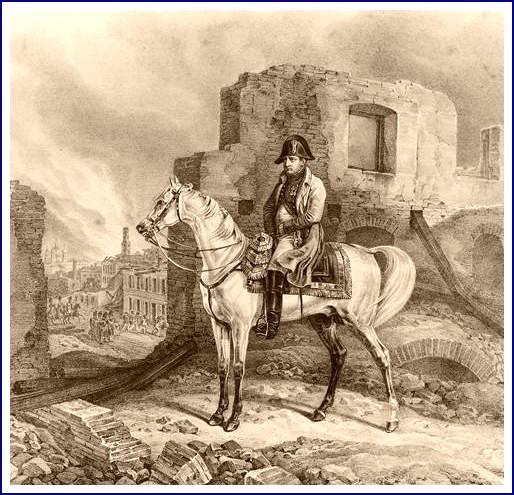 Napoléon cavalier... (2ème partie). dans HORS-SERIE 02507905