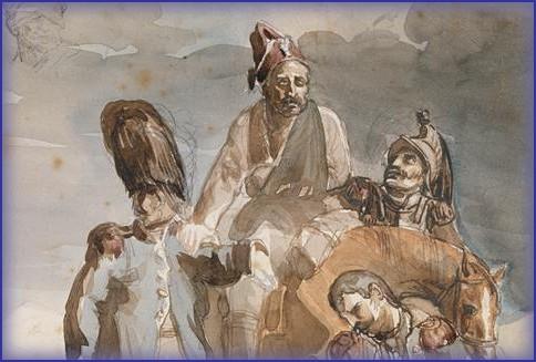 Une lettre d'Henri Beyle [Stendhal] à Martial Daru, durant la campagne de 1812. dans TEMOIGNAGES 9100150901