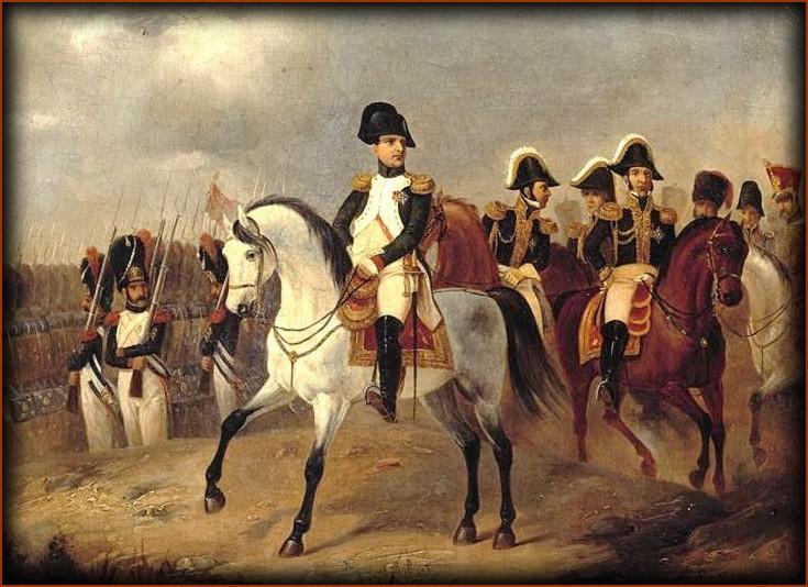 Une histoire de drapeaux: une lettre de Napoléon en 1814... dans TEMOIGNAGES 04507287