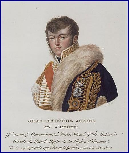 Les DERNIERS JOURS du duc d'ABRANTÈS (2ème partie) dans FIGURES D'EMPIRE junot21