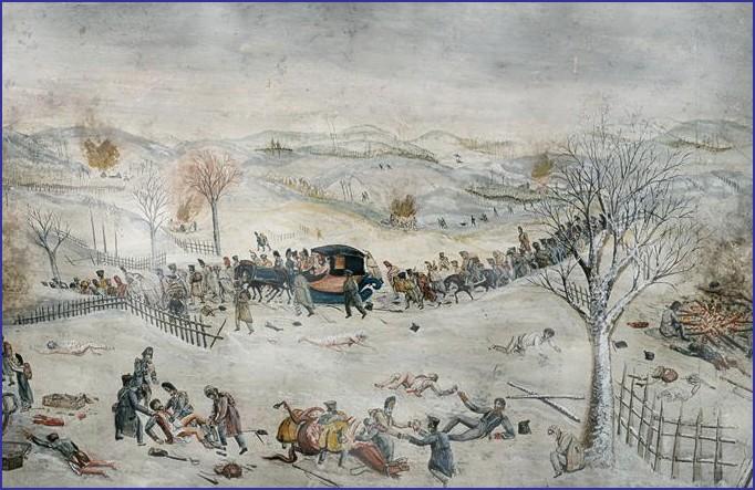 Le froid éternel ennemi (Campagne de Russie, 1812)… dans HORS-SERIE 1812