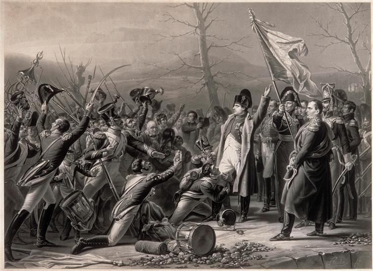 « VIVE LA FRANCE, VIVE l'EMPEREUR ! » dans TEMOIGNAGES elbe