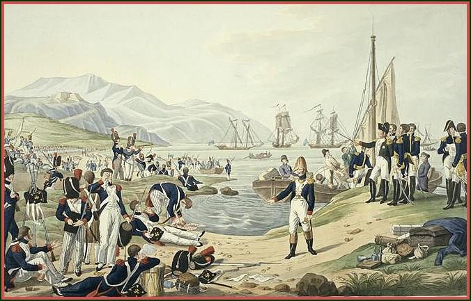 Napoléon au Golfe-Juan (1er mars 1815). Deux lettres d'Honoré V, prince de Monaco. dans TEMOIGNAGES golfejuan