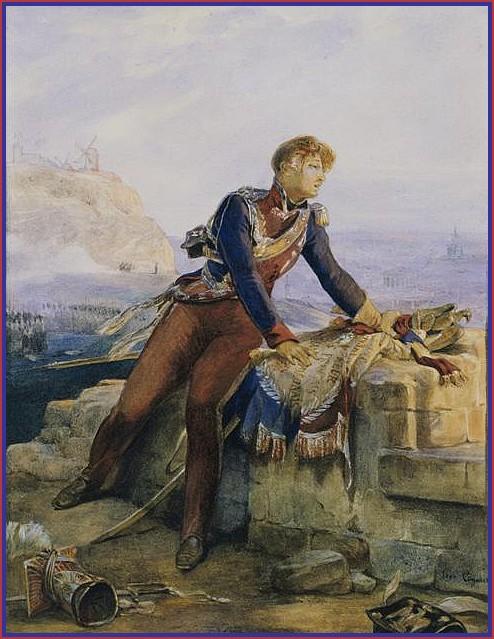 Les Polonais pendant la campagne de France (1814). dans HORS-SERIE portetendardpolonaisparloncogniet