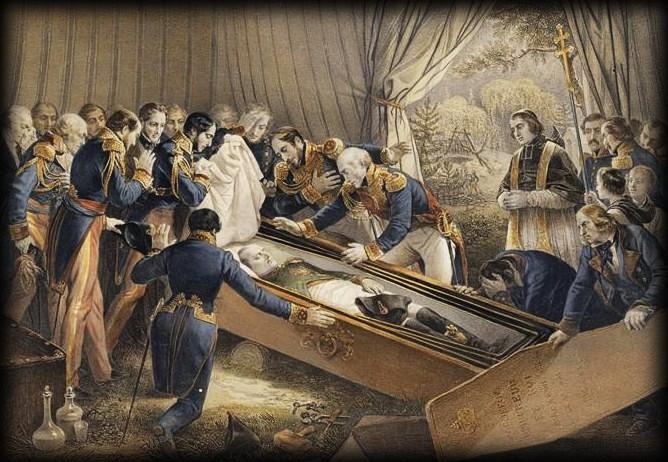 Un témoin méconnu du Retour des Cendres (1840)… dans TEMOIGNAGES 1840