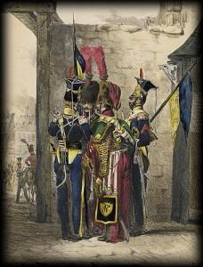 Les ITALIENS dans la GRANDE-ARMEE en 1812... dans HORS-SERIE Italie-228x300