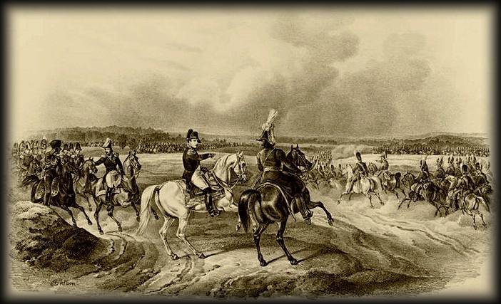 La progression de la Grande-Armée en Russie (juin/juillet 1812)... dans TEMOIGNAGES 06-507695