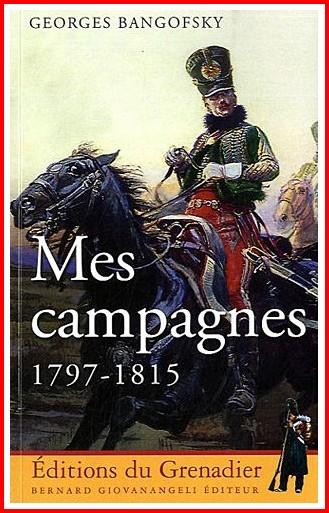 Quelques livres sur l'Empire dont je suis à l'origine... Bangofsky