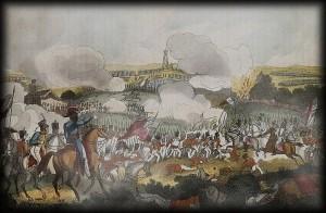 La bataille de Waterloo racontée par le lieutenant Martin... dans TEMOIGNAGES Waterloo-300x196
