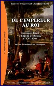 LUE: la CORRESPONDANCE d'Eugène de ROUSSY... dans HORS-SERIE 51gQRS887HL__SS500_-189x300