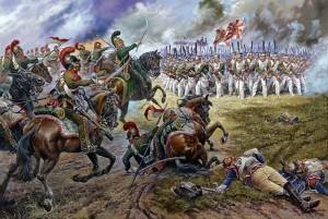 Bataille de la Moskowa/Borodino, 7 septembre 1812