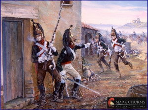 En Espagne, 1808...