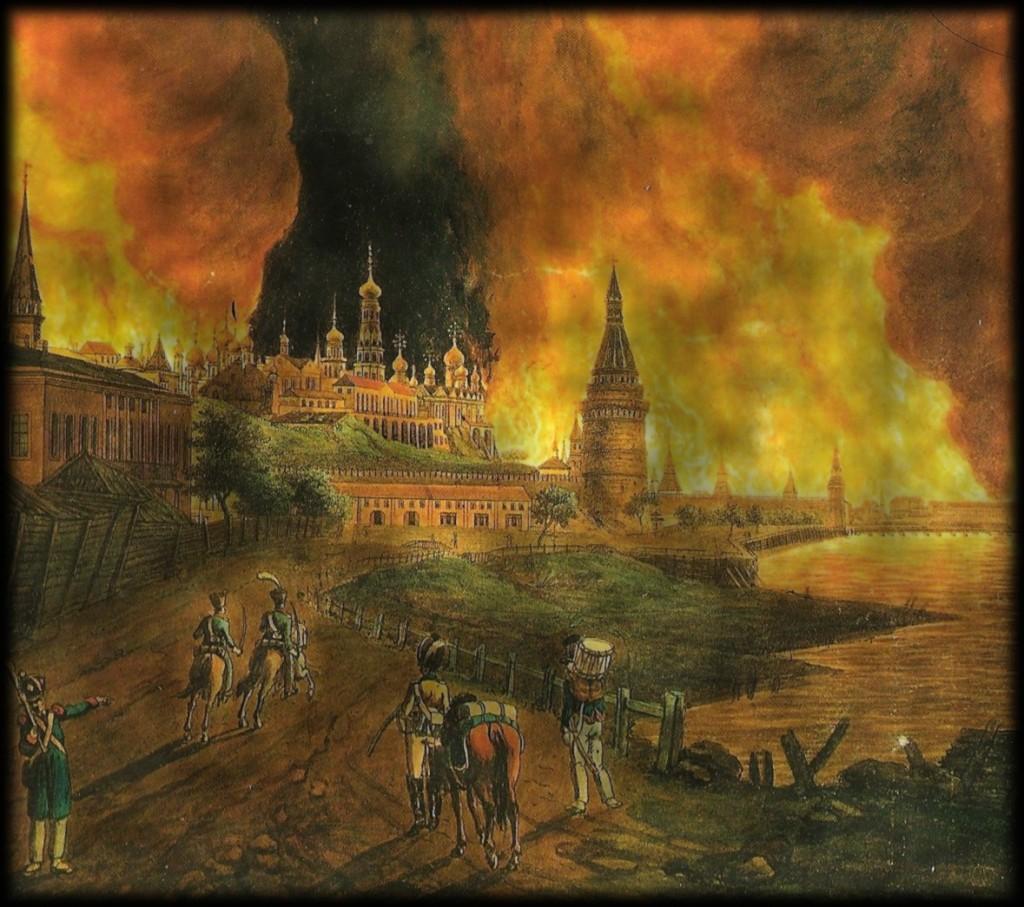 Dans l'enfer ! dans TEMOIGNAGES Lincendie-de-Moscou-1024x907