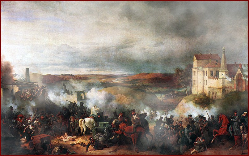 Une lettre du maréchal Berthier au maréchal Ney [à propos de la bataille de Malojaroslavets] dans TEMOIGNAGES Malo