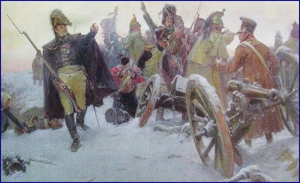 29 octobre 1812… ney-durant-la-campagne-de-russie