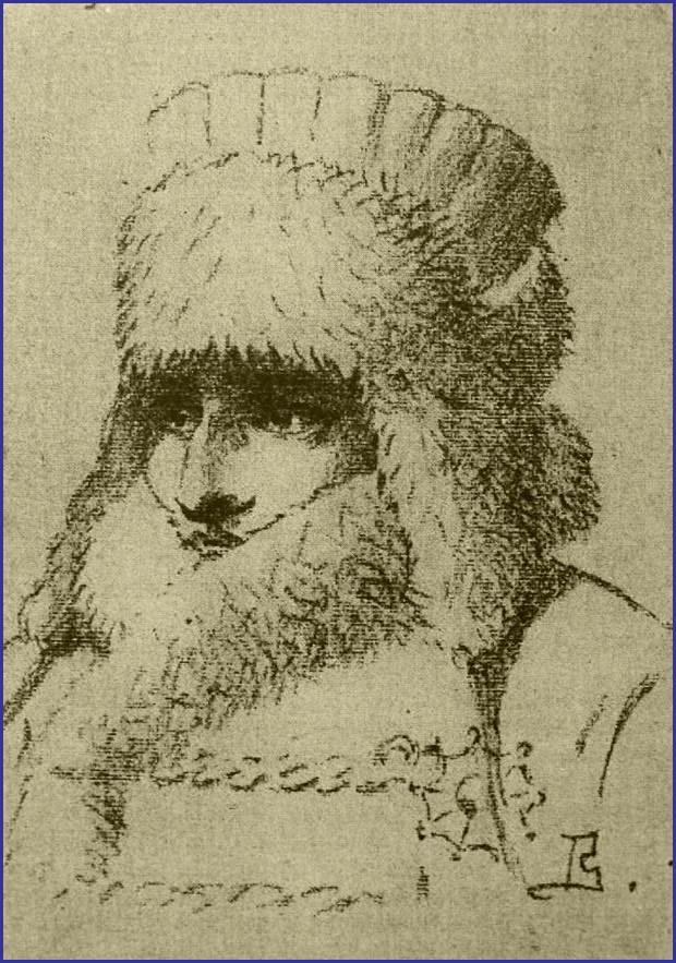 Le couvre-chef de Napoléon en Russie… dans HORS-SERIE SNB19503