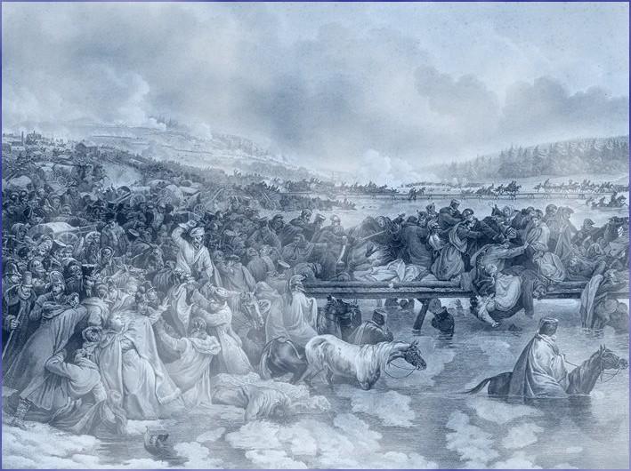La Bérézina, 26-29 novembre 1812… dans TEMOIGNAGES la-berezina