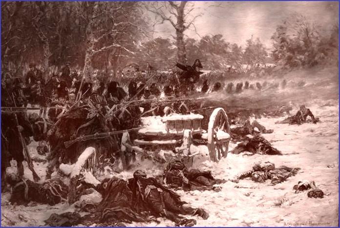 Krasnoïé, 17 novembre 1812… dans TEMOIGNAGES les-grenadiers-hollandais-a-la-bataille-de-krasnoie-17-nov.1812