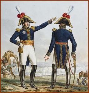 Généraux d'Empire...