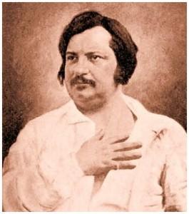 Le grand Honoré de Balzac (1799-1850)