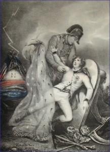 1832... L'Aiglon retrouve son père...