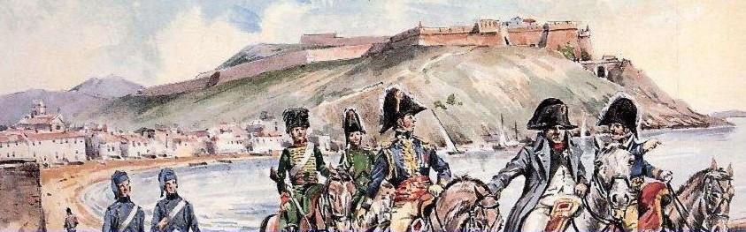 Un PERSONNAGE MECONNU : François GATTE, PHARMACIEN en CHEF de l'EMPEREUR à l'ILE d'ELBE… dans FIGURES D'EMPIRE elba