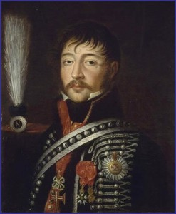 Un colonel du 8ème hussards…