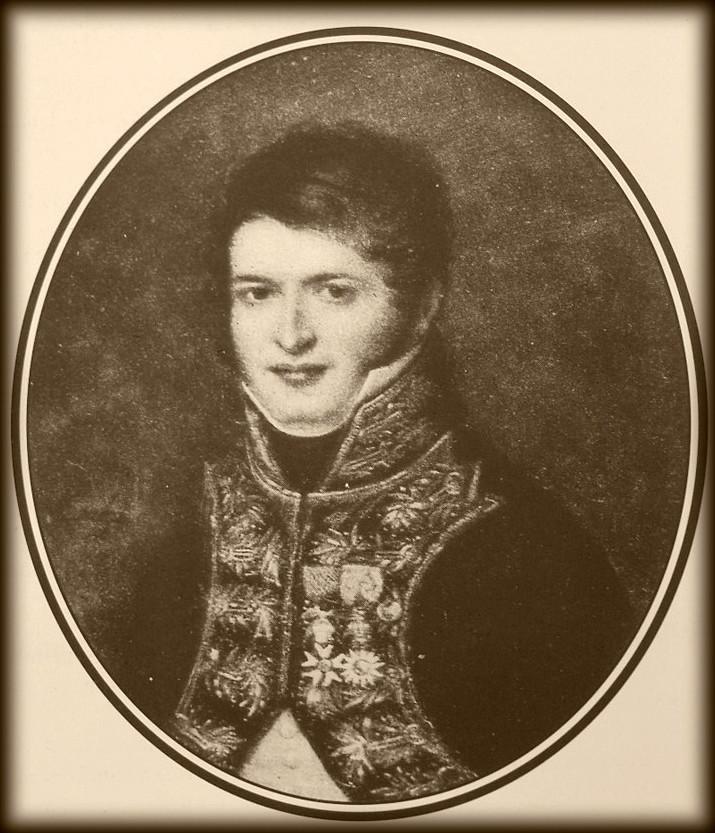 1813. Récit d'un membre du Service de Santé... dans TEMOIGNAGES portrait