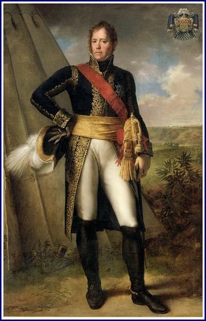 7 DECEMBRE 1815: La FIN du «BRAVE DES BRAVES»... dans FIGURES D'EMPIRE ney