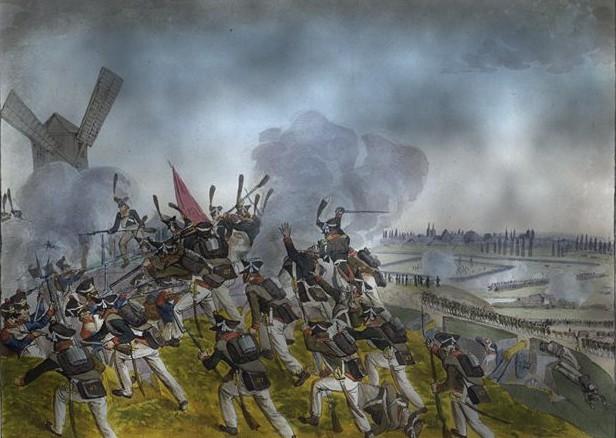 Bataille Paris