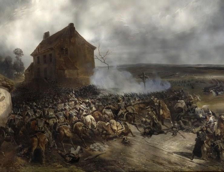1814. Un projet de cavalerie non réalisé… dans TEMOIGNAGES claye-28mars1814
