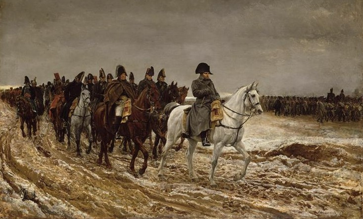 Meissonier 1814