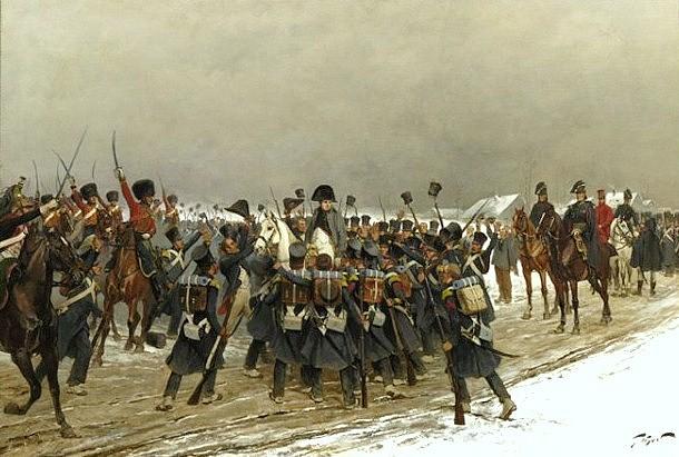 A propos du retour de Napoléon (mars 1815)... dans HORS-SERIE retour-ile-delbe