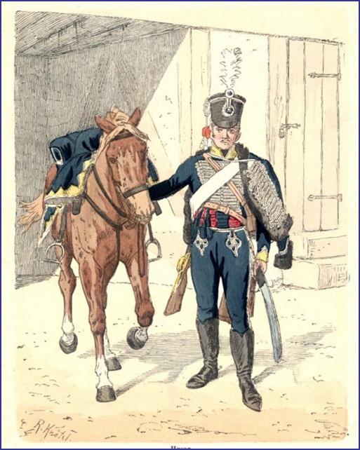 Hussard prussien