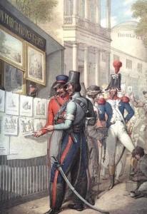 1814 à Paris