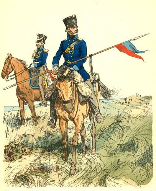 Prussiens.