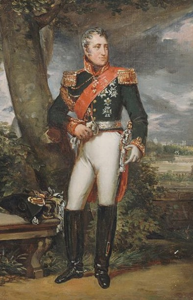 Charles-André Pozzo di Borgo (1764-1832) en uniforme de lieutenant général russe
