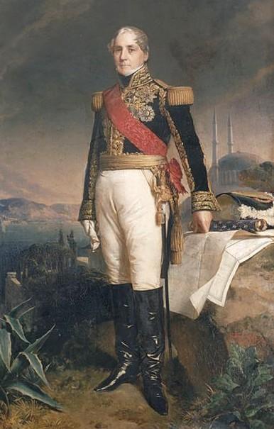 Sebastiani devint maréchal de France en 1840