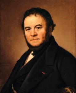 Le talentueux Henri Beyle, plus connu sous le nom de Stendhal (1783-1842)