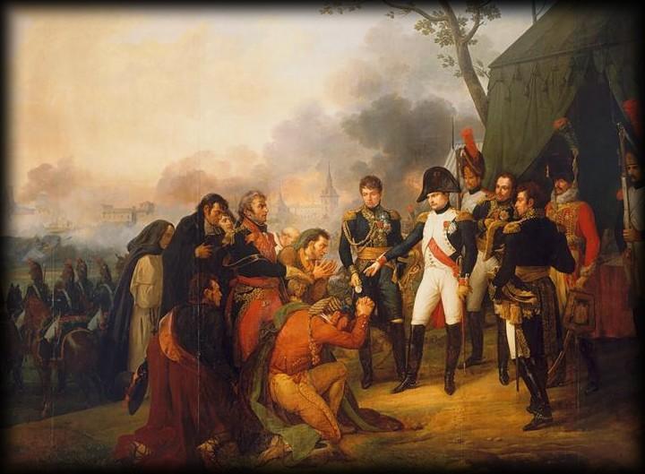 Le Quartier impérial au soir d'une bataille… dans HORS-SERIE napoleon