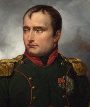 Napoléon portrait.