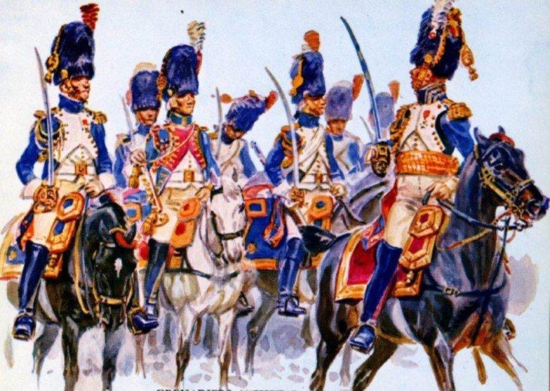Grenadiers à cheval
