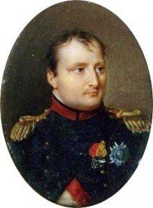 Napoléon 6 semaines avant Waterloo