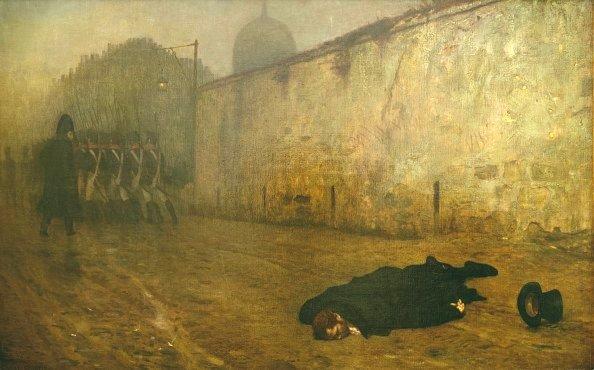 Ney-7 décembre 1815