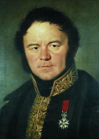 En uniforme de Consul de France en Italie, 1836